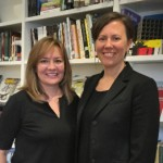 Amy Donohue, Principal; Dawn Ridenour, CFO Boora Architects OR